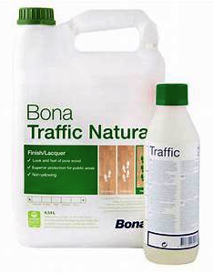 Bona Traffic Natural 摩克超耐磨環保自然面漆